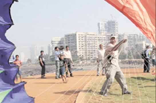 25th International Kite Festival test