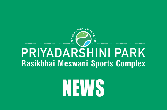 Priyadarshini Park's synthetic athletic track to be re-laid