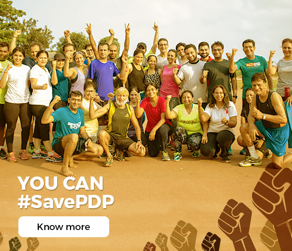 YOU CAN SAVE THE PDP